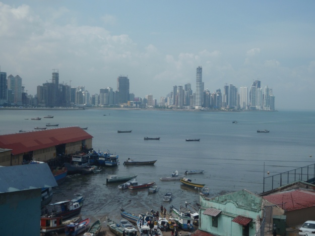Panama City's New Town
