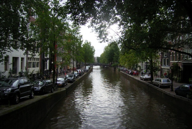 A canal, no idea which one
